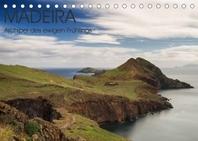 Madeira - Archipel des ewigen Fruehlings (Tischkalender 2022 DIN A5 quer)