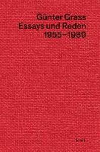 Essays und Reden I (1955-1969)