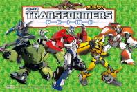 비스트헌터 트랜스포머 프라임 판퍼즐(88조각)