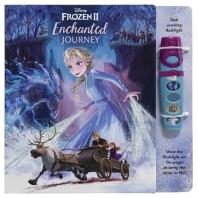 Disney Frozen 2 - Sound Book and Interactive Flashlight Set - Pi Kids