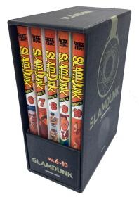슬램덩크 오리지널 박스판 세트(6-10권)