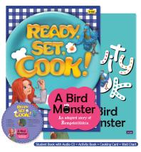 Pack Ready Set Cook: A Bird Monster