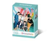 BTS 다이너마이트 직소퍼즐 1000피스 민트(인터넷전용상품)