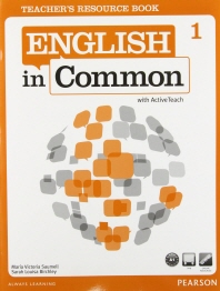 English in Common 1.(Teacher's Resource)(ActiveTeach CD포함)