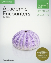 Academic Encounters. 1 : Listening and Speaking SB with Integrated Digital Learning