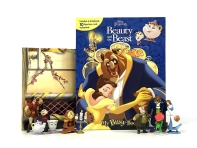 DISNEY BEAUTY & THE BEAST MY BUSY BOOK 마이 비지북
