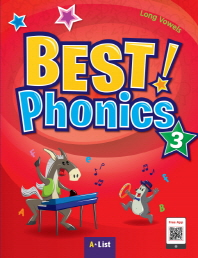 Best Phonics. 3: Long Vowels(Student Book)