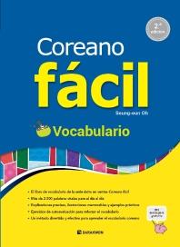 Coreano facil Vocabulario(2.a edicion)