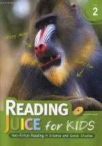 READING JUICE FOR KIDS. LEVEL 2