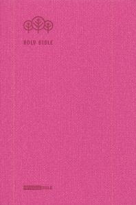 Holy Bible 성경전서(62HC)(핑크/밴드식)(개역한글)