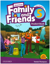 American Family and Friends. 5(Student Book)