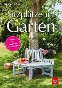 Sitzplaetze im Garten