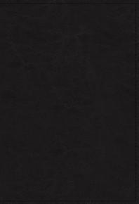 NKJV Study Bible, Imitation Leather, Black, Full-Color, Red Letter Edition, Indexed, Comfort Print