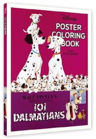 디즈니 포스터 컬러링북