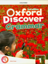 Oxford Discover: Level 1: Grammar Book