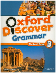 Oxford Discover Grammar. 3(Student Book)