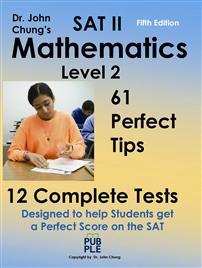 Dr. John Chung's SAT II Math level 2