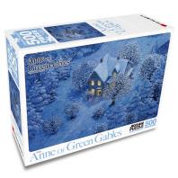 빨강머리 앤 직소퍼즐 500pcs: 겨울밤(인터넷전용상품)