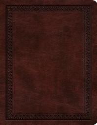 Value Compact Bible-ESV-Border Design