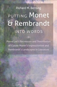 Putting Monet and Rembrandt Into Words