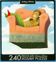 앤서니 브라운 직소퍼즐 240pcs: 꿈꾸는 윌리