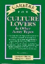 Careers for Culture Lovers & Other Artsy Types