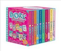 Dork Diaries 10 Books Slipcase Edition : 도크 다이어리 10권 박스 세트 (영국판)