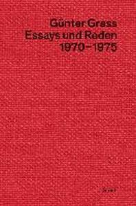 Essays und Reden II (1970-1975)