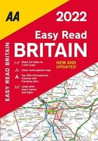 Easy Read Atlas Britain Fb 2022