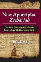 New Apocripha, Zechariah