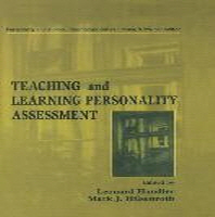 Teaching and Learning Personality Assessment