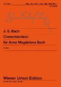 Clavierbuechlein der Anna Magdalena Bach
