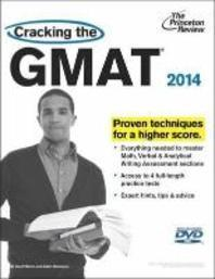 Cracking the GMAT [With DVD]