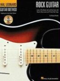 Hal Leonard Rock Guitar Method