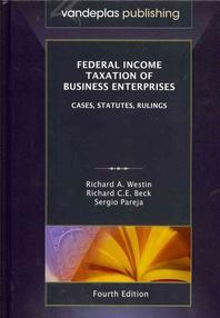 Federal Income Taxation of Business Enterprises