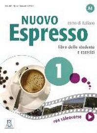 Nuovo Espresso 1 - einsprachige Ausgabe Schweiz. Buch mit DVD-ROM