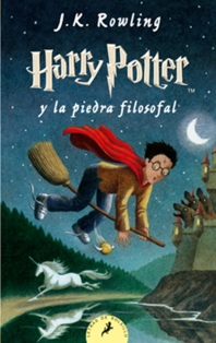 Harry Potter y la piedra filosofal (Book 1)