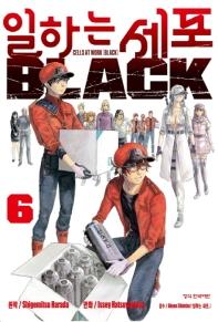 일하는 세포 Black. 6