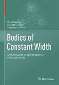 Bodies of Constant Width