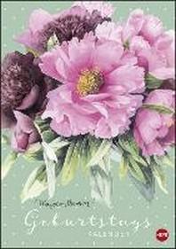 Marjolein Bastin Geburtstagskalender A4