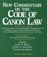 New Commentary on the Code of Canon Law (Study Edition) (Study)