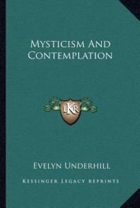 Mysticism and Contemplation