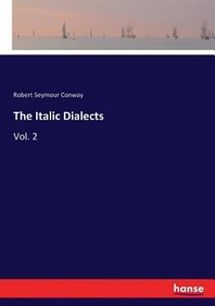 The Italic Dialects