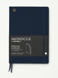 모노클 소프트커버 도트 노트 B5 네이비(Monocle Booklinen Softcover Dot B5 Navy)