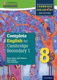 Complete English for Cambridge Lower Secondary Student Book 8