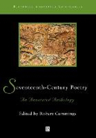 Seventeenth-Century Poetry : An Annotated Anthology