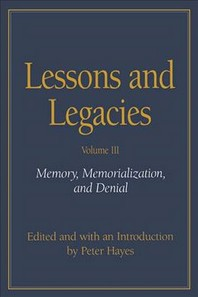 Lessons and Legacies III