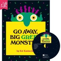 노부영 세이펜 Go Away Big Green Monster! (Hardcover+CD)