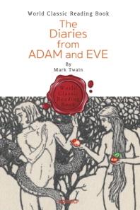 아담과 이브 일기 ('마크 트웨인' 작품) : The Diaries from Adam and Eve (일러스트 영문판)
