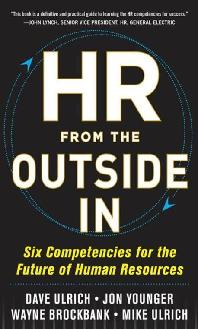 HR from the Outside In